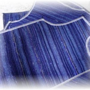 ◆ 青のジャケットにとりかかりました……◆