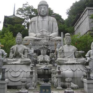 ●くわ~これまたすげぇ!壮大な石仏像群に圧倒される!そして浄瑠璃寺へ…