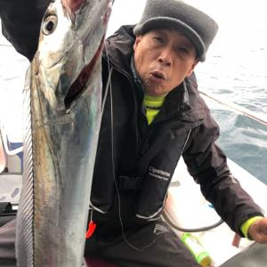 1月16日特遠征太刀魚seikou