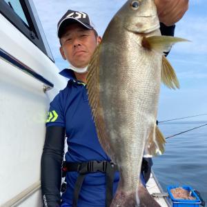 7月19日イサキ&ウマヅラ晴光丸便