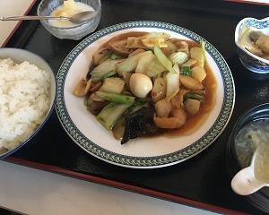 姫路:中華料理 金龍