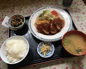 姫路:お食事のだ