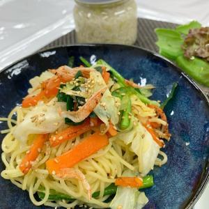 静岡の朝日カルチャー様でネギ塩麹のレッスンをさせていただきました。中華系のお料理系、...