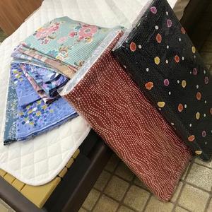 手作りならではの寝心地、綿布団のリフォーム