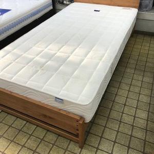 ベッドマットレスの交換