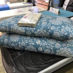 寝心地が良い!昔ながらの綿わた布団