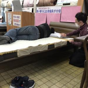 横向き寝も楽なオーダーメイド枕