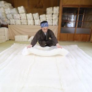 睡眠の改善には布団のリフォームを!