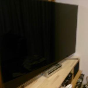 テレビがぁ~