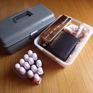 万年筆のお道具箱