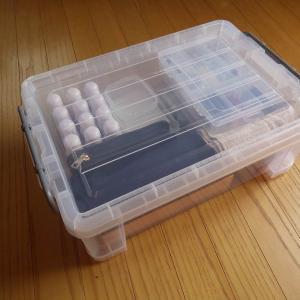 プラモデルのお道具箱