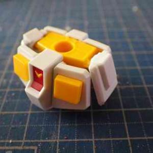 ENTRY GRADE RX-78-2 パンツ改造 つづき