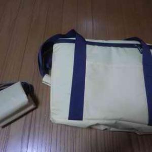 保冷バッグ買いました。