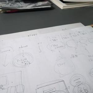 作品制作研究講座 / 6日目 ポートフォリオサイト準備