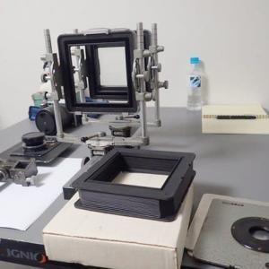 銀塩写真講座 Step3 / 1日目 作品制作1:大型カメラでの撮影実習