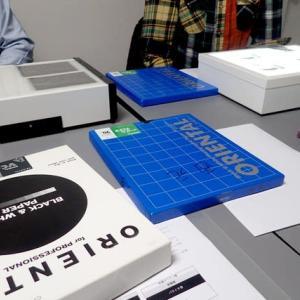 銀塩写真講座 Step3 / 3日目 作品制作3:バライタ印画紙によるプリント1