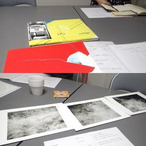 作品制作研究講座 / 5日目 過去作品を振り返る&制作経過報告