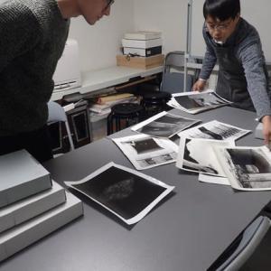 銀塩写真講座 Step3 / 7日目 バライタプリントの仕上げ