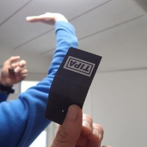 銀塩写真講座 Step1 / 1日目 ピンホールカメラ実習1:カメラオブスクラ観察