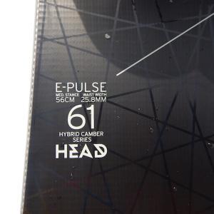 21/22シーズンモデル試乗 HEAD E-PULSE LYT 161