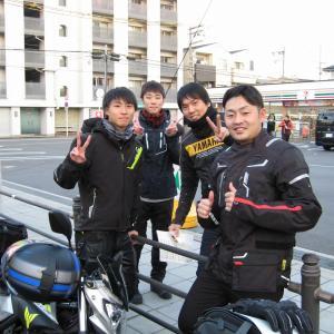 11月24日(日)ショップツーリングレポート('◇')ゞ