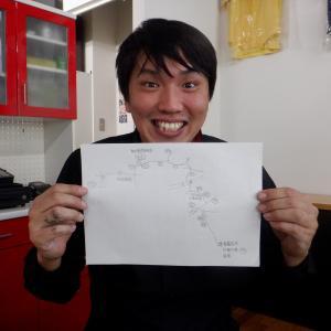 12月6日(日)ショップツーリングルート完成('◇')ゞ
