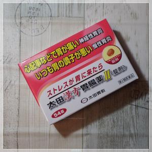 ストレスによる胃痛には太田漢方胃腸薬Ⅱ<錠剤>
