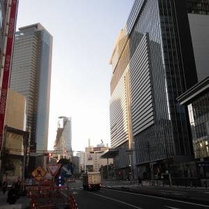 まだまだ増えていく! 研修で出かけた名古屋駅周辺の高層ビル群