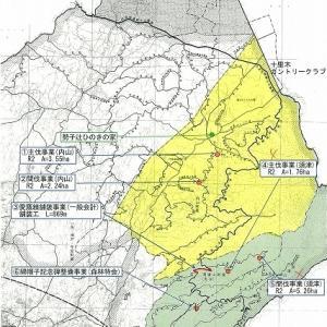 朝からの雨でどうなるかと思ったが、何とか予定のルートを回れた富士市森林財産委員会の管内視察