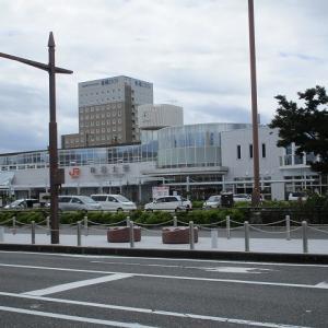 新富士駅北口の「1日200円駐車場」にビックリ!!