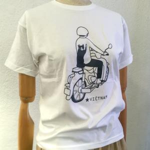 ◎Tシャツ発売記念価格250,000d!限定98枚。