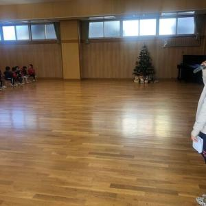 クリスマス遊戯会『通し練習』がんばりました 💖