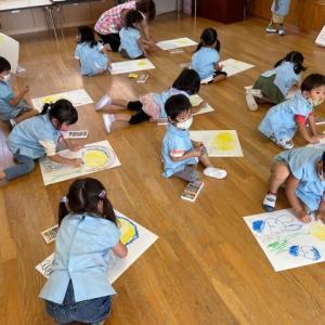 昨日の『絵画教室』は?
