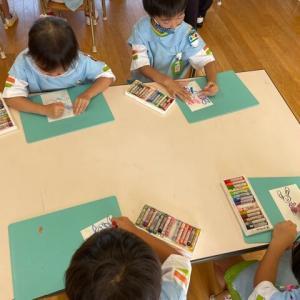 今回も各教室で『絵画教室』をしました