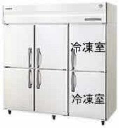 兵庫県への大型冷凍冷蔵庫