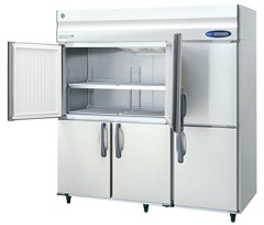 農家様への6ドア冷蔵庫