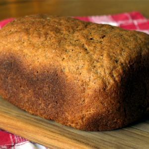 スペルト全粒粉のパンと毒出しスープ