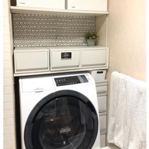 【お手上げ状態だった洗濯機がピッカピカに♪】
