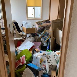 【整理収納実例】踏み入れることができなかった部屋が大変身!
