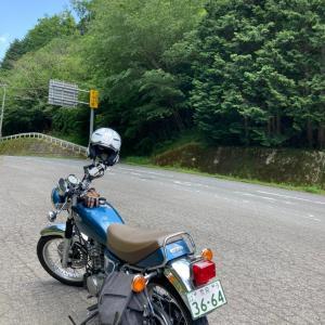 絶好のバイク日和