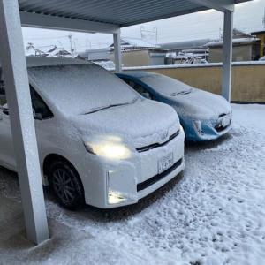 滋賀の雪あるある