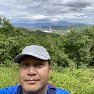 先日佐和山城跡に山登りしてきました