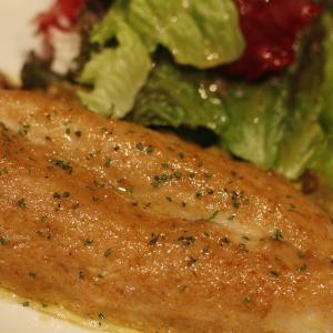 【今週のおすすめ料理】太刀魚のアンチョビバター焼き