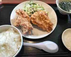 中華食堂サウスヴィラさん。
