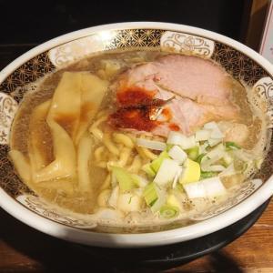 すごい煮干ラーメン凪 渋谷東口店で すごい煮干ラーメンを食べてきた