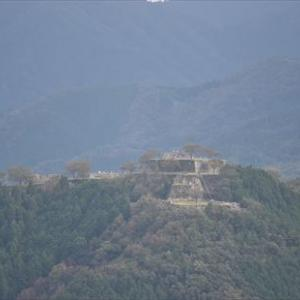 10月20日 結婚記念日旅行 竹田城跡(藤和峠)