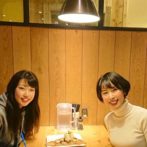 東京で支部長とキャッチアップ・ミーティング