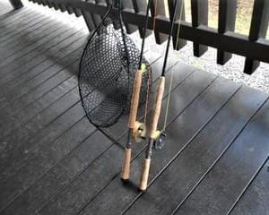 3年ぶりに管理釣り場「テンパウンド」さんへ(北海道恵庭市)