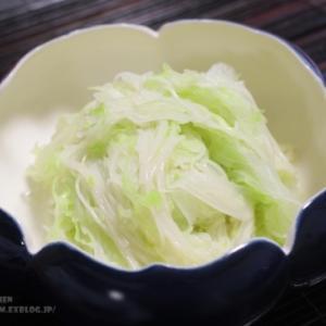 【ぎふベジ】キャベツ編② ~ たっぷりキャベツの基本の夏ヤサ麺(野菜麺)でクールダウン。
