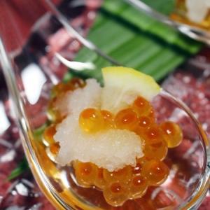 【ぎふベジ】大根編② ~ 夏オードブル♪いくらの塩レモンみぞれ・大根おろしが辛い時の対処法付き。
